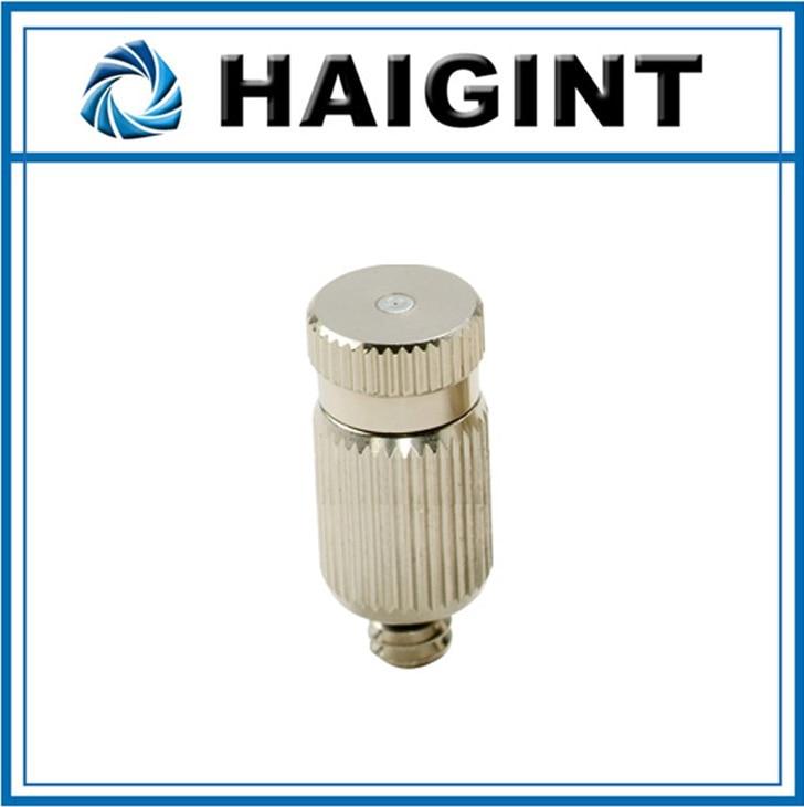 0211 HAGINT kualitas tinggi dan nozzle gerimis antidrip tekanan tinggi # 0 untuk pendinginan