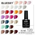 5A31-60 100% Подлинной Чистый Цвет Soak Off ногтей Гель Для Ногтей Bluesky лучшие топ Цвет Салон красоты Оборудование искусства
