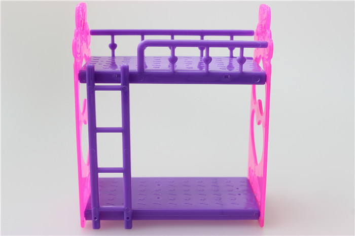 Kid s play house toys Doll Accessories Handmade Doll s Plastic bunk bed For Barbie  Dolls Kali. Online Buy Wholesale barbie doll bunk beds from China barbie doll