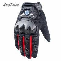 LongKeeper 2016 Winter Sports Gloves Full Finger Army Military Gloves Tactical Mittens For Men Black Letter