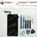 Coolpad F1 LCD Screen 100% Original LCD Display +Touch Screen Assembly Replacement For Coolpad F1 8297W Smartphone Free Shipping