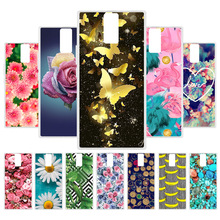 3D DIY Soft Silicone Case For Oukitel K3 Coque Cover Flamingo Painted Back Fundas Housings Shell