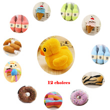 12 styles Funny Pet Dog Puppy Chew Toys Anti Bite Squeaker Squeaky Plush Sound for Dogs Pet Supplies