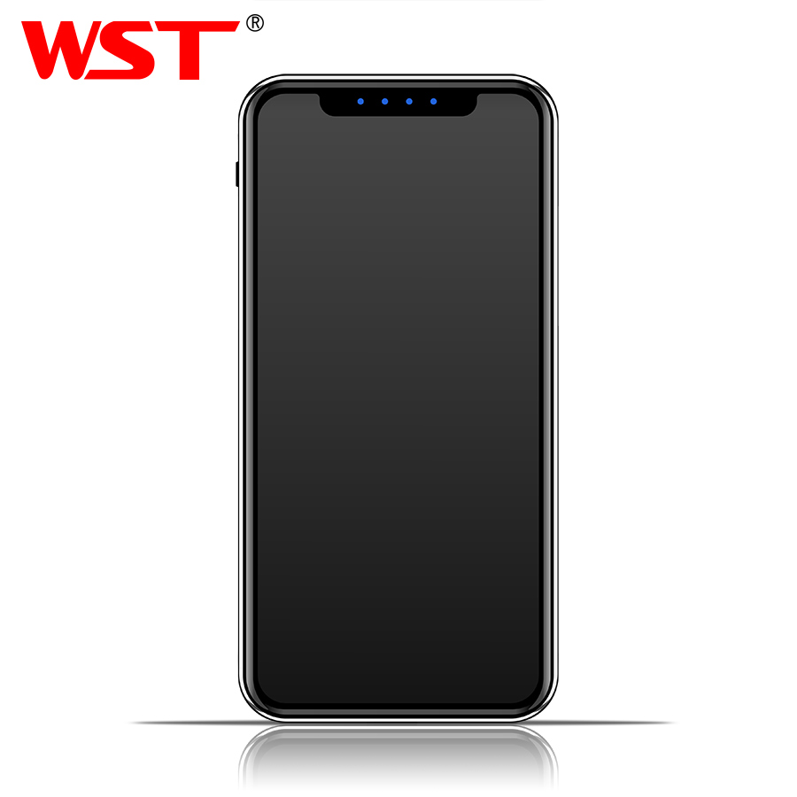 2019 WST 10000 mAh Portátil Power Bank Powerbank Para iPhone Banco De Potência Poverbank Mobiel Telefone Bateria Externa Powerbank USB