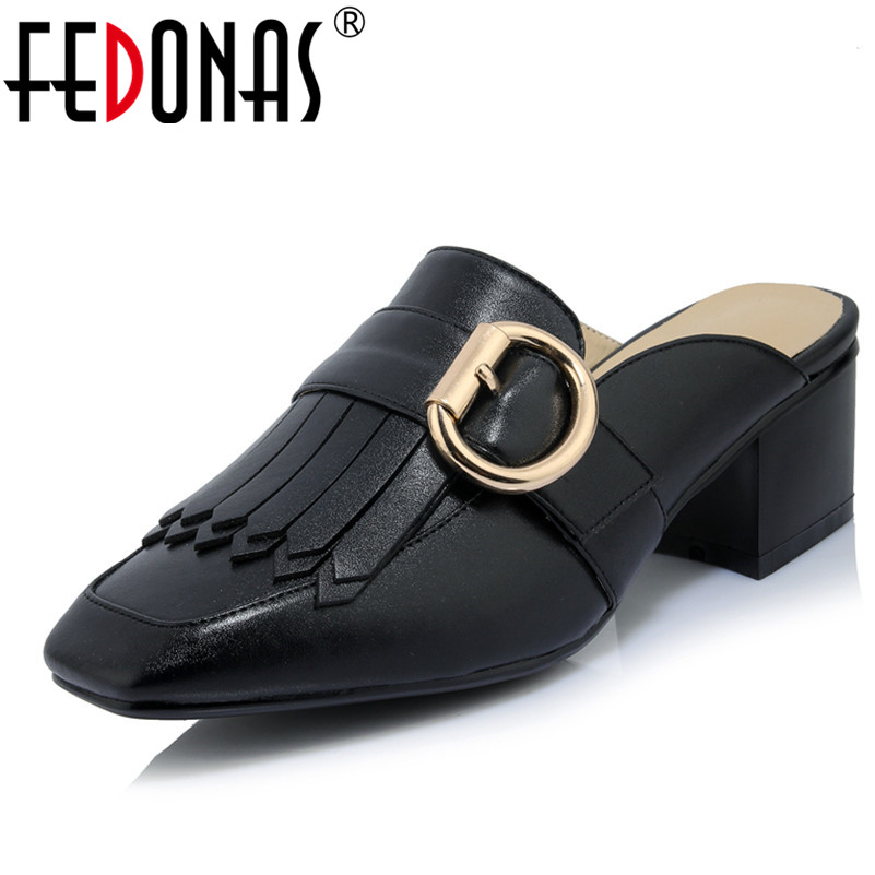 De blanco Mujeres Mujer 2018 Cuero Verano Gladiador Fedonas Alto Mueller Sexy Sandalias Comodidad Zapatos Casuales Negro Tacón Primavera Genuino vBAwqU5