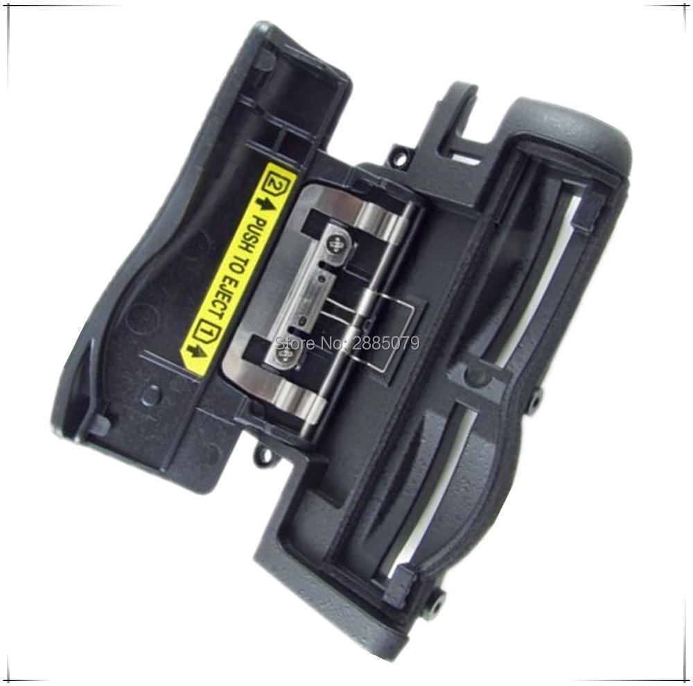 100% nouvelle porte originale de couvercle de carte SD en caoutchouc D750 pour la pièce de réparation d'appareil photo Nikon D750