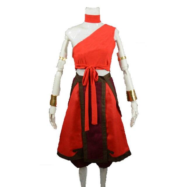 2018 avatar the last airbender katara cosplay costume halloween costumes