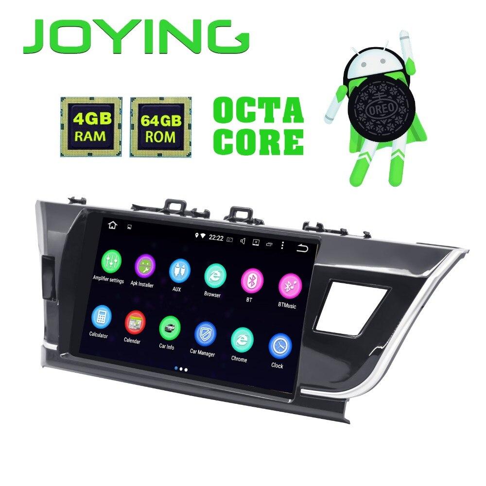 HOT SALE] JOYING 10 1'' Screen Stereo Multimedia Player GPS