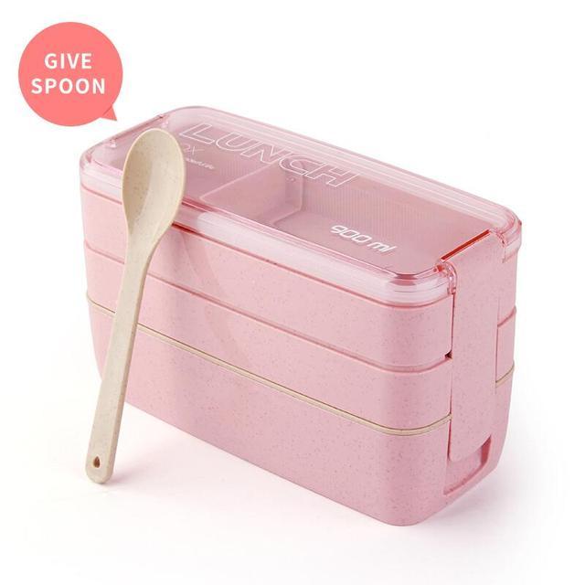 Pink Cheap bento boxes 5c6479e2ee2b0