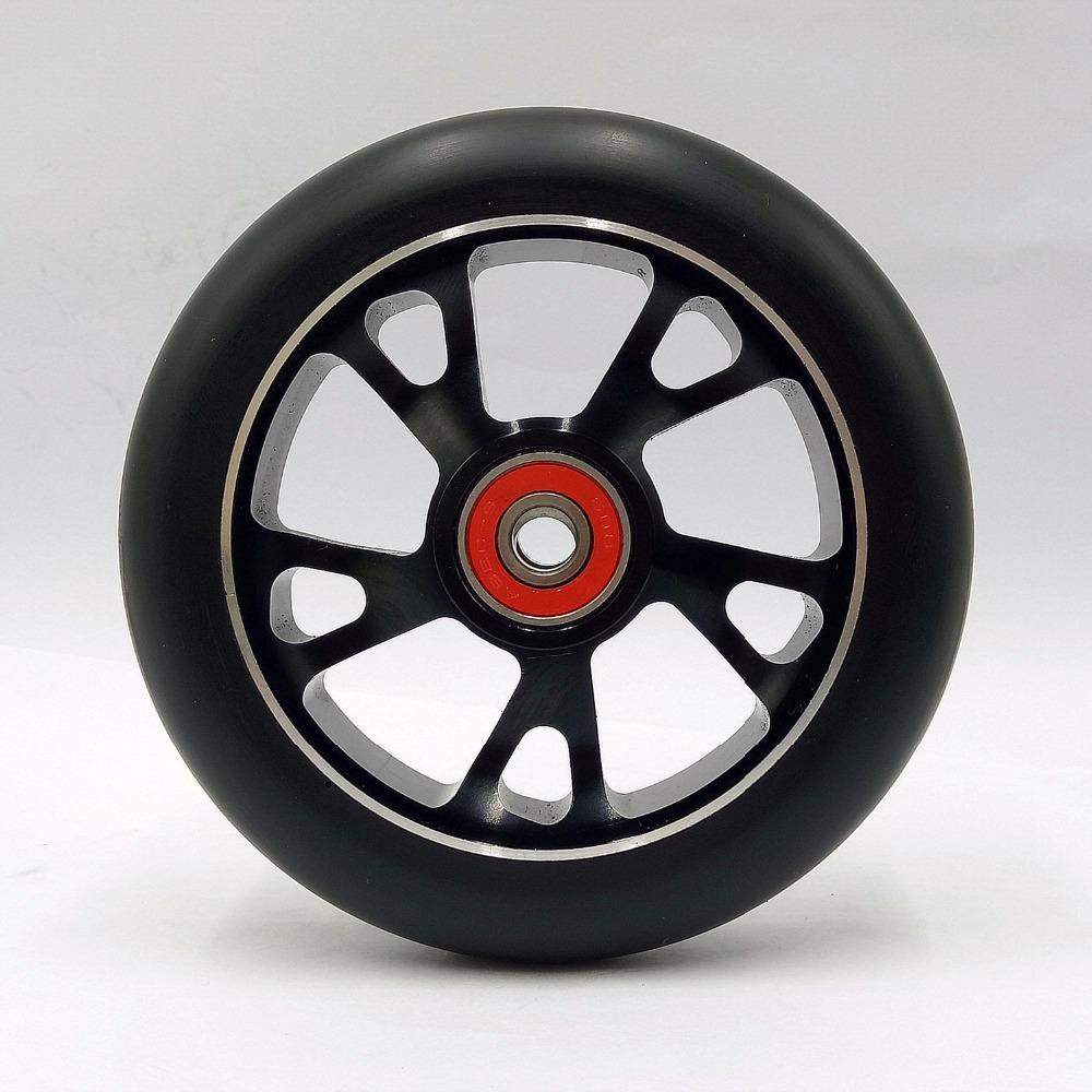 Prix pour 110mm variété de styles à choisir de Haute qualité stunt scooter roues Livraison gratuite