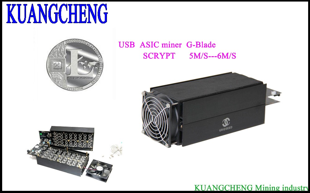 Scrypt miner! Gridseed Blade full set of accessories! Free Shipping, Gridseed Blade Litecoin Miner 5.2M-6M / s! In stock! free shipping 10pcs ad9850brs in stock