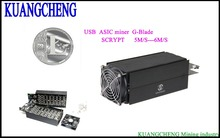 Scrypt miner! Gridseed Blade full set of accessories! Free Shipping, Gridseed Blade Litecoin Miner 5.2M-6M / s! In stock!