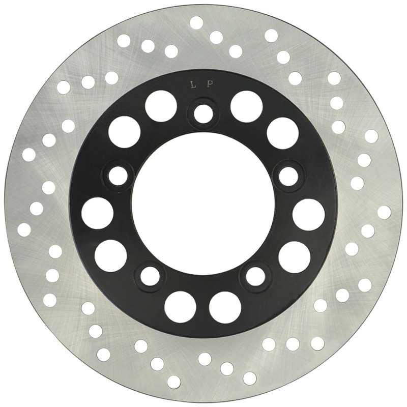 Motorcycle Rear Brake Disc Rotor For Kawasaki ZX-7 Ninja 1989-1992 ZX-7R 1993-2003 ZX-7RR 1996-2002 ZX9R 1989-1995 ZXR750 94-04 motorcycle front rear brake pads for kawasaki gpx 600 r zx600 1988 1996 gpx 750 r zx750 1987 1989 zr750 1991 1995 zx100 zx10 p04