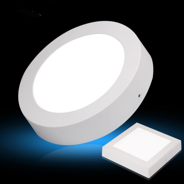 Comprar focos led 6 w 12 w 18 w 24 w for Focos led superficie