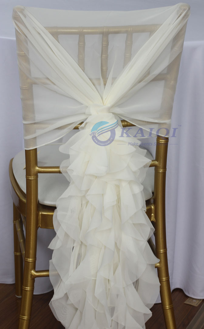 chair covers and sashes for sale pottery barn manhattan fancy party decor offers every event 150pcs high quality chiffon cover hood 110x130cm 703