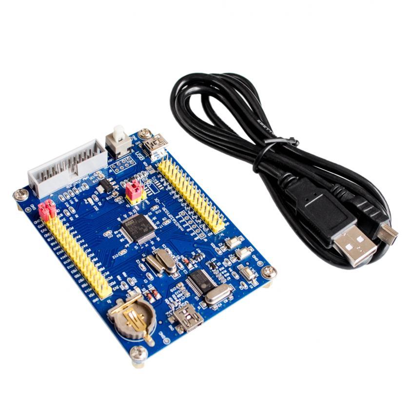 ARM Cortex-M3 mini stm32 stm32F103RBT6 Cortex development board 72MHz128KFlash20KRAM