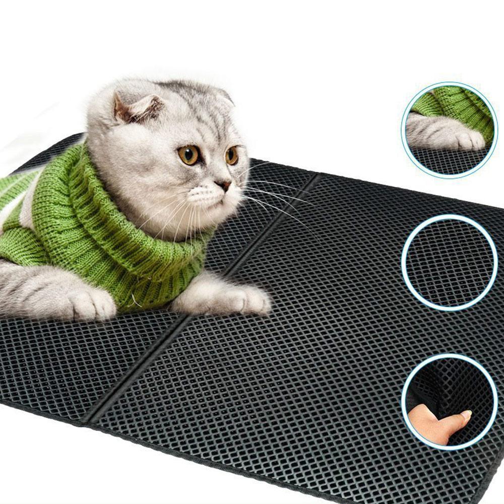 Carpet pet protector stringers