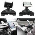 Caliente mejor calidad ranura reproductor de cd de coche universal horquilla del montaje para el iphone teléfono móvil gps 5jnw 7c3n