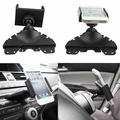 Hot Best Quality  Universal Car CD Player Slot Mount Cradle Holder For iPhone Mobile Phone GPS 5JNW 7C3N