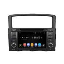 Octa Core Android 6.0 Car DVD GPS Navigation Multimedia Player Car Stereo for Mitsubishi Pajero 2006-2016 Navi Radio Headunit P5