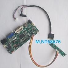Kit For LP140WH2-TLL5 Screen Monitor 40pin LVDS DVI Panel Audio card DIY LED LCD 1366*768 HDMI VGA Controller board 14″