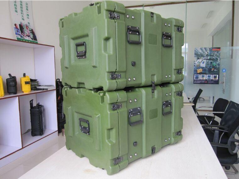 Tricases RU012 RU-Series 19'Rack Cases Shockproof Dustproof Watertight For Equipment Case With Shock Absorbers