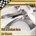 New Car Styling For Nissan R35 GTR OEM Carbon Fiber Front Fender