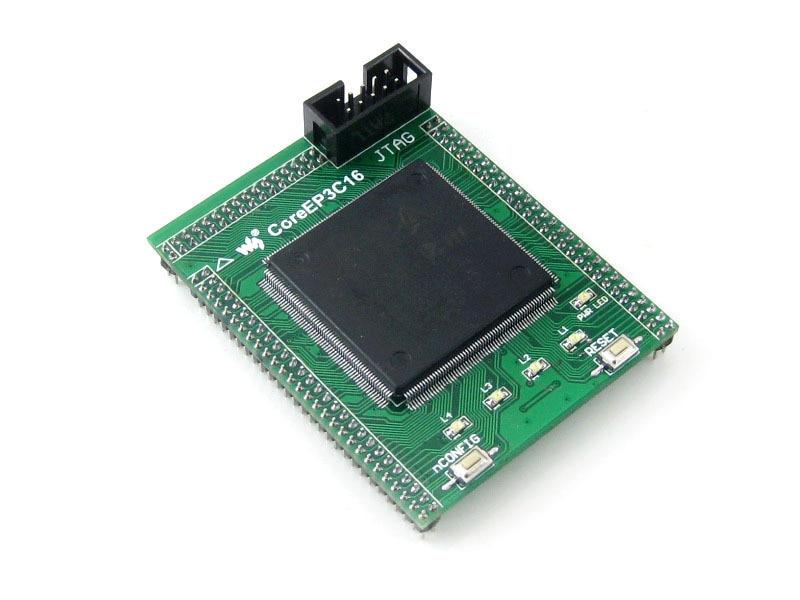 ФОТО Altera Cyclone Board EP3C16 Developmen Board EP3C16Q240C8N ALTERA Cyclone III FPGA CoreBoard from Waveshare