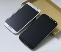 for Samsung Galaxy S4 i9500 i9505 i337 919 720T LCD Display Panel Module + Touch Screen Digitizer Sensor Assembly + Frame