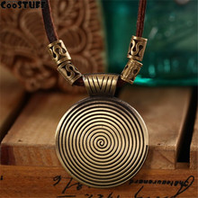 maxi collier men jewelry collares vintage necklaces & pendants 2016 new love choker leather rope statement necklace for women