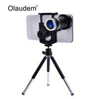 Mobile Phone Lens Universal 8X Zoom Telescope Camera Telephoto Lenses For IPhone 4 4S 5 5C