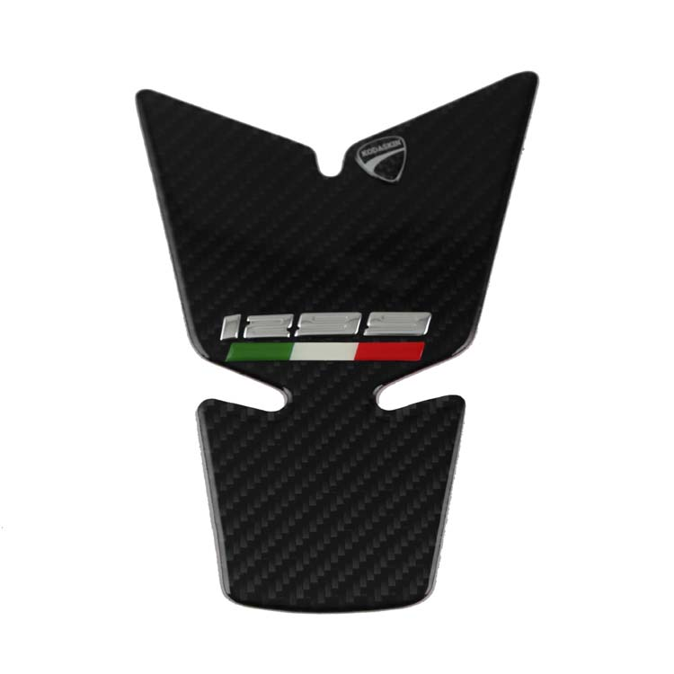 KODASKIN Motorcycle Protection Tank Pad Decal Protector sticker emblem For DUCATI 1299 PANIGALE