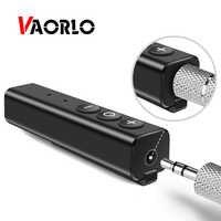 Récepteur Bluetooth Audio 4.1 Kit mains libres stéréo émetteur adaptateur sans fil A2DP AUX 3.5mm récepteurs de musique pour casque