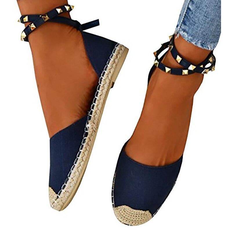 Taille Femmes Cheville Vente Chaussures Chaude 42 Sangle Black Femelle blue 2018 Nouvelle Mode 43 De pink La Sandales white Été Fermé Orteils Filles Plus xnPfqTx