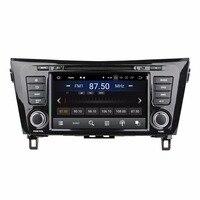 2 din 8 Android 8.1 Car Radio DVD GPS Multimedia Head Unit for Nissan QashQai X Trail With 2GB RAM Bluetooth WIFI Mirror link