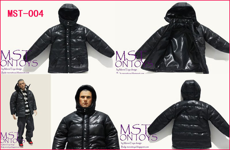 ФОТО 1/6 scale figure doll clothes male coat for 12