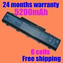 Jigu nueva batería del ordenador portátil para acer aspire 5541 5732z 5734z 5735 5735Z 5737Z 5738 5740 5740G 7715Z AS5740 para Emachine D525 D725