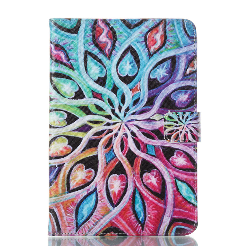 For Samsung Galaxy Tab A T350 Case Stand PU Leather Cover For Samsung Galaxy Tab A 8.0 T350 T355 8\