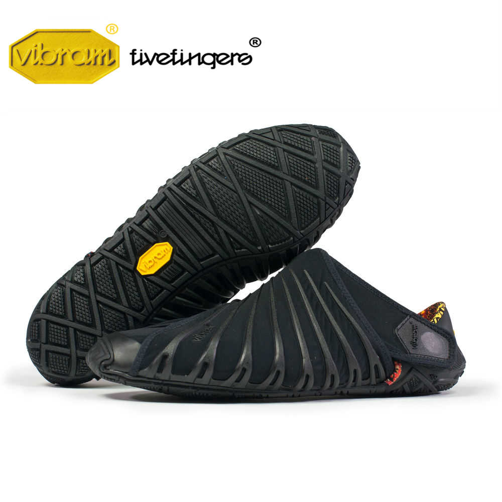 Vibram FUROSHIKI Stretch Fabric men wrap Shoes Walking Sports Super Light Five  Fingers Running Portable folding edd00e5aed9