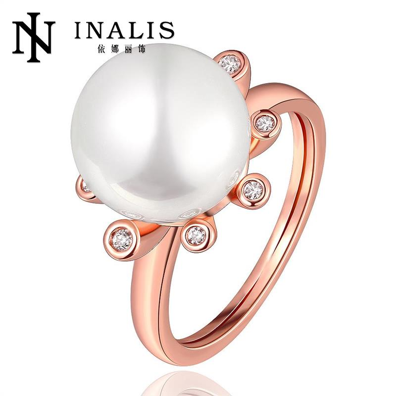 d96e8ba62e0d R679-A al por mayor de alta calidad níquel libre antialérgico nuevo anillo  de oro de la joyería de la manera