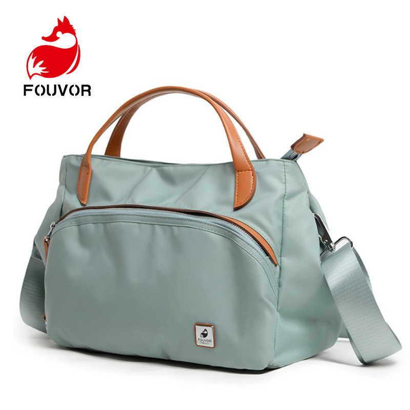 6413e3a5c1f0 Fouvor New Handbags Women Shoulder Bag Large Tote Bags Soft Leather ...