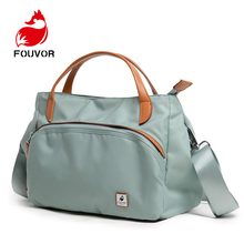 Fouvor New Handbags Women Shoulder Bag Large Tote Bags Soft Leather Ladies Crossbody Messenger Bag for Women 2018 Sac a Main