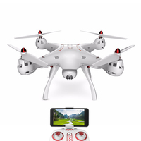 Syma X8SW D Quadrocopter RC Drones With Camera HD Dron Real Time Video FPV Professional Quadcopter
