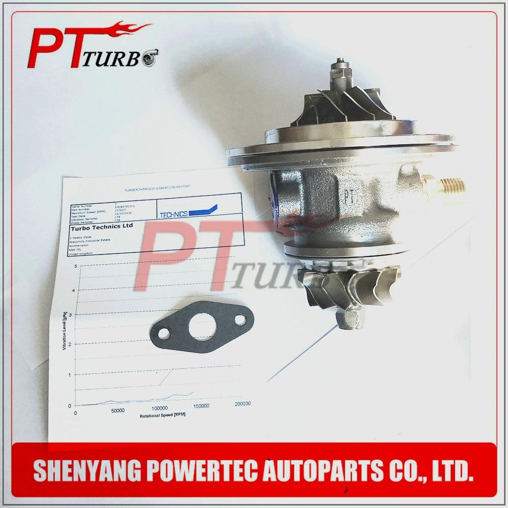 Twin turbo R2S KP35 + K04 cartridge core CHRA 1000-970-0098 1000-970-0099 1000-970-00102 For VOLKSWAGEN Amarok 2.0 BiTDI r2s