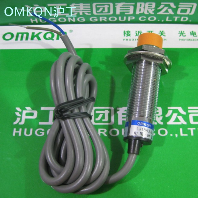 Free Shipping  Proximity switch LJ18A3-8-J/EZ 380V or 36V or 24V AC two-way normally open