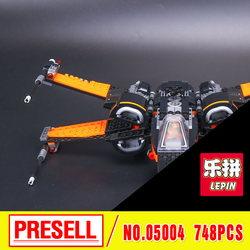2016 LEPIN 05004 Star First Order Poe's X-Fighter wing  Assembled Toy Building Block Compatible With gift 75102 Lovely Toys wars hot sale building blocks assembled star first wars order poe s x toys wing fighter compatible lepins educational toys diy gift