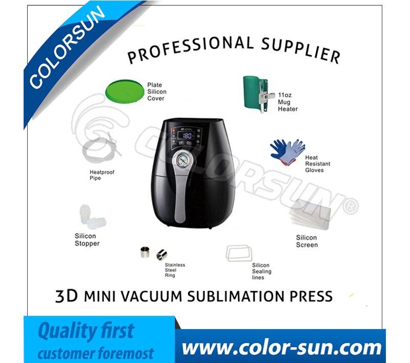 Mini 3D vacuum sublimation font b heat b font font b press b font font b