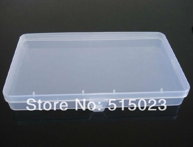 min order 10 1 Grid Space Plastic Adjustable Jewelry Bead Organizer