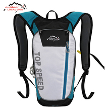 LOCAL LION Cycling Backpacks Bicycle Outdoor Equipment Running Hiking 10L Backpack Breathable Warning Night Riding Backpacks