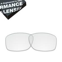 337750a869 ToughAsNails lentes de repuesto para Oakley Jupiter Squared Sunglasses  borrar (lente única)